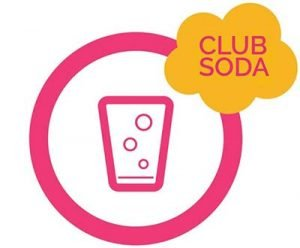 Club Soda Logo.