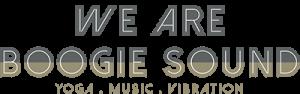 Boogie Sound Logo.