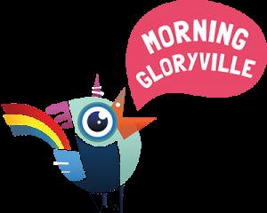Morning Gloryville Logo.