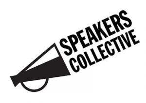 Speakers Collective Logo.