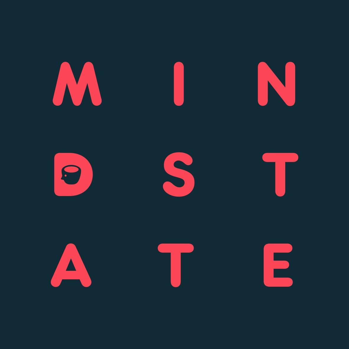 Mind State album cover artwork.
